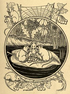 Illustration as it used to be... - 'Anecdotes of animals' with pictures by Percy J....