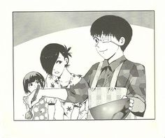 Sui Ishida, Tokyo Ghoul, Touka Kirishima, Ken Kaneki, Hinami Fueguchi