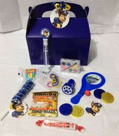 10 ct. Paw Patrol Party Goodie Bag Starter by GlitterVixenDesigns
