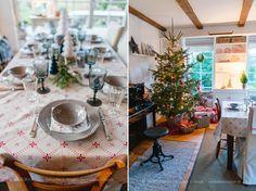 Naše vánoční stůl 2.014 (a mnoho otázek o nové jídelně)