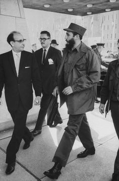 1959: The year Fidel Castro completely charmed America