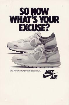 Nike Air Windrunner 1986 Ad Será que existe uma linha vintage desse tenis?
