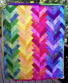 Free Quilt Patterns For Beginners | Thread: French Braid 1 Summer by Its just me