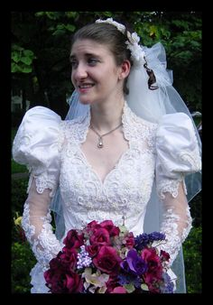 Worst Wedding Dresses | Maria's wedding dress was beautiful, provided by Morgan herself ...