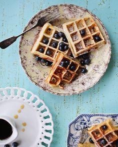 Waffles #food