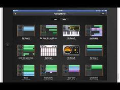 Garageband song to iMovie with the iPad