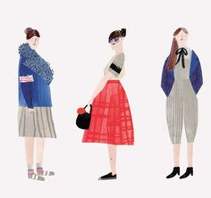 Watch out for the fresh witty &sophisticatedworks of this young artist,GRACE EASTONillustratorLondonABOUTGrace Eas...