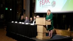 Recap of Food and Fear event for the Independent Women's Forum.