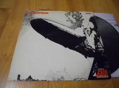 Led Zeppelin I Self Titled Vinyl Record LP SD by VinylRecordBarn, $34.00