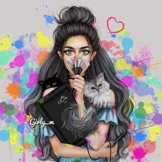 @girly_m illustration ❤