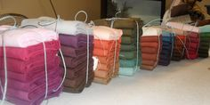 A Photo Tutorial: 6-step, 2-color Gradated Fabric Dyeing.