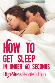 how-to-get-sleep-in-under-60-seconds-high-stress-people-edition PLUS - a fantastic free offer here: http://sprayablesleep.com/are-you-feeling-lucky-today-free-sample-offer/