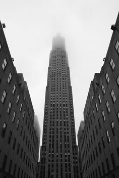 NYC - Rockfeller Center by Mathilde Primault, via 500px