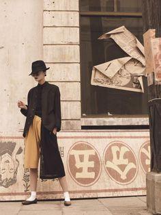 The Shanghai Lili (Encens Magazine)