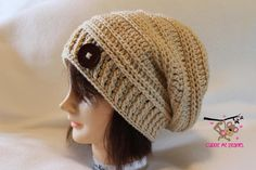 Crocheting: Inside-Out Slouch Crochet Pattern