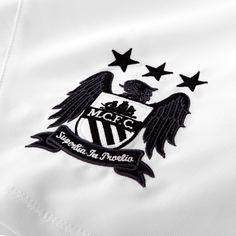 Umbro Manchester City 2012 Home Shorts