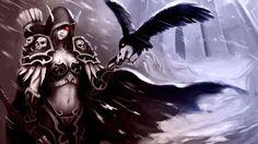 Sylvanas Windrunner - World of Warcraft wallpaper #