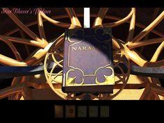 Myst III: Exile - Narayan Linking Book