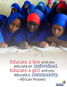sahareducation girls education quotes