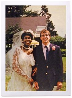 Couples shared stories of their interracial marriage, describing the struggles and triumphs in their lives.