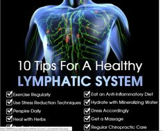 10 Ways to Improve Your Lymphatic System DrJockers com is part of health-fitness - The lymphatic system helps to move immune cells and toxic debris through our body Poor lymphatic function is associated with chronic disease Lymphatic Drainage Massage, K Om, Circulation, Chiropractic Care, Lymphatic System, Dry Brushing, Alternative Health, Massage Therapy, The Help