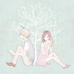 Resultado de imagem para anime girl pastel