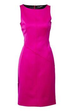 Dolce and Gabbana Fuchsia Dress