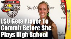 """LSU Gets Player To Commit Before She Plays High School Softball"" Written By Bill Plummer Read at http://fastpitch.tv/player-to-commit http://Fastpitch.TV/Store http://Fastpitch.TV/Instagram http://Fastpitch.TV/Newsletter http://Fastpitch.TV/Books http://Fastpitch.TV/Backers http://Fastpitch.TV/Apps http://Fastpitch.TV/Twitter http://Fastpitch.TV/GooglePlus http://Fastpitch.TV/YouTube http://Fastpitch.TV/Pinterest http://Fastpitch.TV/Flickr http://FastpitchMagazine.com/"