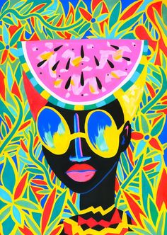 water+melon+mama+LYNNIE+ZULU+002.jpg 591×832 pixels