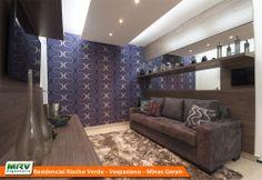 Apartamento decorado 2 quartos do Residencial Riacho Verde no bairro Gávea - Vespasiano - MG - MRV Engenharia.