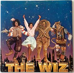 The Wiz - Original Motion Picture Soundtrack Double LP Vinyl Record Album, MCA Records - MCA2-14000, 1976, Original Pressing