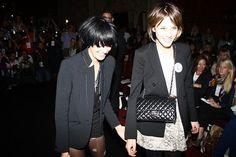 Agyness Deyn, Alexa Chung, Product Information, Bandana, Chanel, Detail, Image, Bandanas