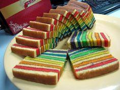 Lapis Legit Rainbow Ny. Liem
