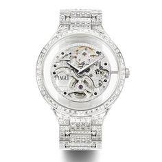 Les montres exceptionnelles de Piaget http://www.vogue.fr/joaillerie/news-joaillerie/diaporama/les-montres-exceptionnelles-de-piaget/10466