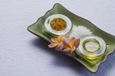 Essential oils offer a natural method for promoting overall skin health.