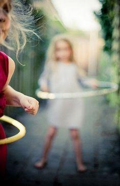 ❖ I totally love my hula hoop! ❖