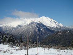 Mount Kaliakouda