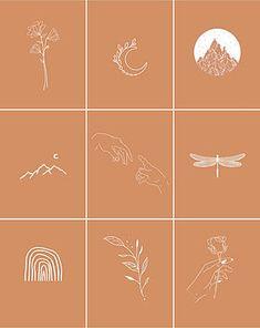 Instagram Symbols, Instagram Logo, Instagram And Snapchat, Free Instagram, Instagram Feed, Cream Aesthetic, Boho Aesthetic, Aesthetic Pastel, Instagram Editing Apps