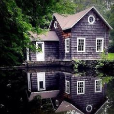 This would be a lovely spot to retreat to.