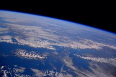 Thursday, Nov. 6, 2014: On Nov. 4, 2014, NASA astronaut Reid Wiseman tweeted this photo of the Earth taken from the International Space Station. He wrote: %u201CSurprised to say this %u2013 my first glimpse of #Alaska pic.twitter.com/fBE7c9gvxS.%u201D %u2014 Tom Chao