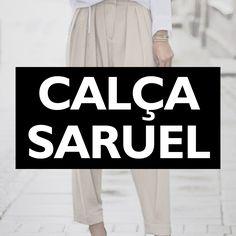 37ac4136a 11 melhores imagens de Calça Saruel