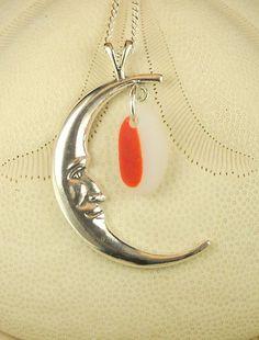 GENUINE Sea Glass Jewelry Sea Glass Necklace by seaglassgems4you, $75.00