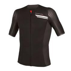 NEW Funkier Gents Short Sleeve Cycling Jersey Bright Orange J730-5