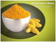 Check out our professionally designed #Turmeric Powder #PPT template. Get started with your next PowerPoint #presentation with our Turmeric Powder editable ppt #template. This royalty free Turmeric Powder #Powerpoint template lets you edit text and values and is being used very aptly for Turmeric #Powder, #tasty, #taste, mineral, nutritious, #cook, #Turmeric #Powdery, cuisine, seasoning, ingredient, #nutrition and such PowerPoint #presentations.