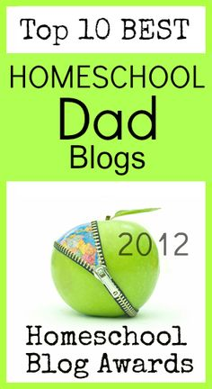 Top Ten #Homeschool Dad Blogs at @The Homeschool Post #hsbloggers