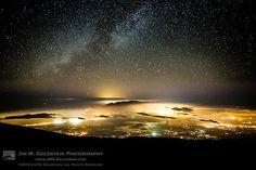 """300 """"Best Photos of 2012″ Blog Posts //Pocas imágenes ilustran la contaminación del cielo nocturno como esta :(  //MMH//"""