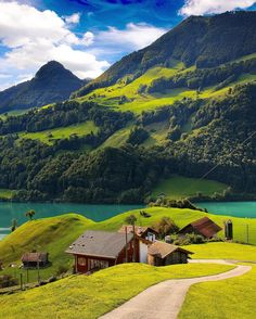 Lungern - Switzerland by sennarelax