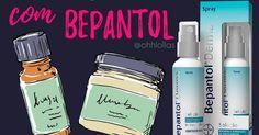 Essa receita de umectação com óleo vegetal e  Bepantol (ou com algum de seus genéricos) vai hidratar e nutrir profundamente os fios, deixando o cabelo sedoso e com muito brilho.
