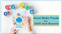 I'm writing this post to discuss some of the most recent social media marketing trends you cannot afford to ignore in the upcoming year.   #woosper #socialmediamarketingtrends #smo #media #socialplatforms #onlinemarketing #digitalmarketing #internetmarketing #branding #business #facebookmarketing #instagrammarketing