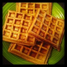 Paleo Waffles - Learn how to cook this in the Paleo Diet recipe book download!